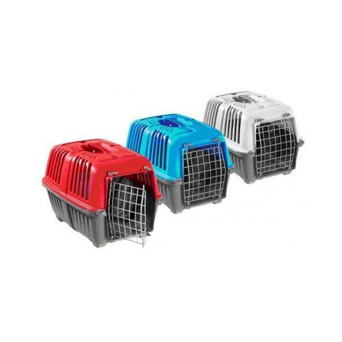 """Переноска  """"Pratiko """" предназначена для транспортировки кошек и собак."""